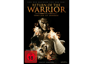 Return Of The Warrior [DVD]