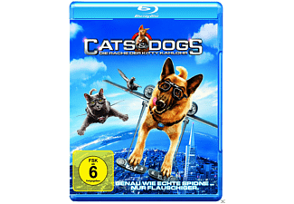Dogs - Die Rache der Kitty Kahlohr [Blu-ray]