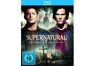 Supernatural - Die komplette 4. Staffel [Blu-ray]