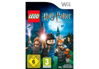 WII LEGO HARRY POTTER 1-4 [Nintendo Wii]