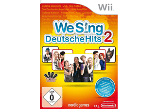 We Sing Deutsche Hits 2 - Nintendo Wii