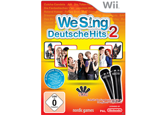 We Sing - Deutsche Hits 2 Bundle - Nintendo Wii