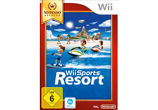 Wii Sports Resort (Nintendo Selects) - Nintendo Wii