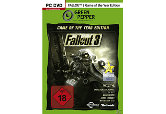 Fallout 3 - Game of the Year Edition - PC