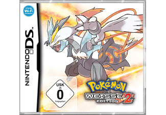 Pokemon Weisse Edition 2 (Software Pyramide) - Nintendo DS