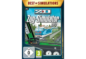 ZD Zug-Simulator 2013 (Best of Simulations) [PC]