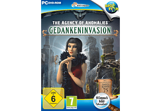 The Agency of Anomalies: Gedankeninvasion [PC]