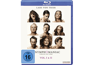 Nymphomaniac Vol. I & II - (Blu-ray)