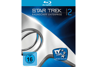 Star Trek - Raumschiff Enterprise - Staffel 2 - Remastered - (Blu-ray)