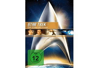 Star Trek II - Der Zorn des Khan Science Fiction DVD