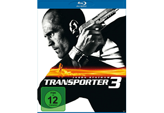 Transporter 3 Action Blu-ray