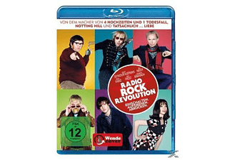 Radio Rock Revolution [Blu-ray]