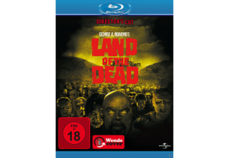 Land Of The Dead (Director's Cut) - (Blu-ray)