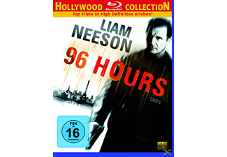 96 Hours - Hollywood Collection - (Blu-ray)