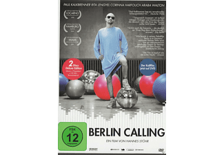 BERLIN CALLING (DELUXE EDITION) - (DVD)