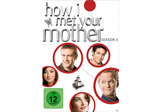 How I Met Your Mother - 3. Staffel Komödie DVD