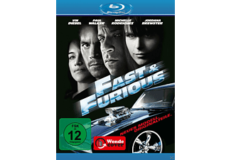 Fast And Furious - Neues Modell. Originalteile. Action Blu-ray