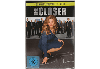 The Closer - Staffel 4 [DVD]