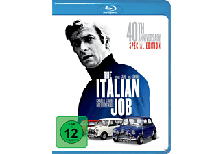 The Italian Job - Charlie staubt Millionen ab - (Blu-ray)