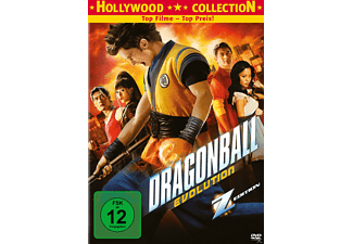 Dragonball Evolution - (DVD)