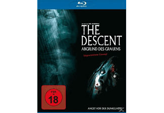 The Descent - Abgrund des Grauens [Blu-ray]