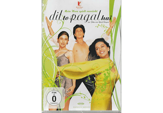 Dil To Pagal Hai - (DVD)