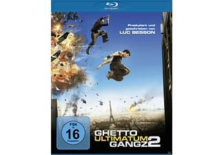Ghettogangz 2 - Ultimatum [Blu-ray]