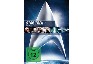 Star Trek 10 - Nemesis Action DVD