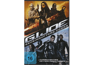 G. I. JOE Action DVD