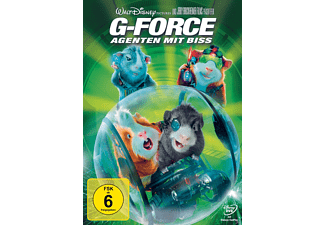 G-Force - Agenten mit Biss [DVD]