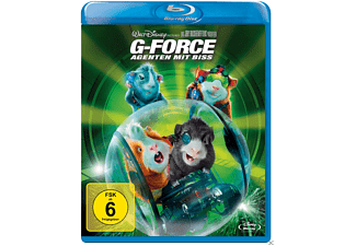 G-Force - Agenten mit Biss - (Blu-ray)