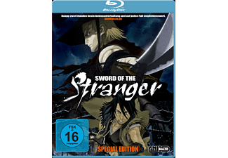 SWORD OF THE STRANGER - (Blu-ray)