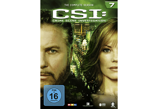 CSI: Crime Scene Investigation - Staffel 7 - (DVD)