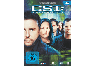 CSI: Crime Scene Investigation - Staffel 4 - (DVD)