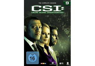 CSI: Crime Scene Investigation - Staffel 9 - (DVD)