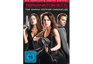 Terminator: The Sarah Connor Chronicles - Die komplette 2. Staffel (5 Discs) - (DVD)