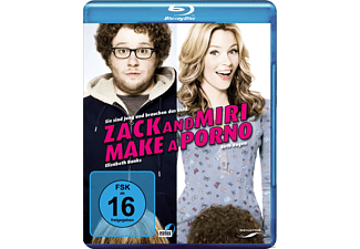 ZACK & MIRI MAKE A PORNO [Blu-ray]