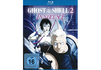 002 - GHOST IN THE SHELL INNOCENCE [Blu-ray]