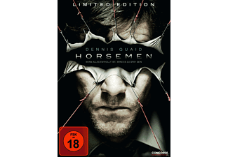 HORSEMEN (STEEL-EDITION) - (DVD)