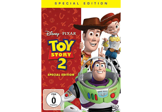 Toy Story 2 Abenteuer DVD