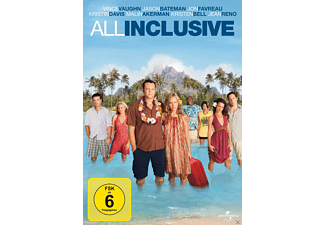 All Inclusive Komödie DVD
