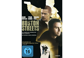 Boston Streets [DVD]