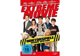 EXTREME MOVIE - DOKTORSPIELE WAREN GESTERN - (DVD)