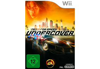 Need for Speed: Undercover - Nintendo Wii