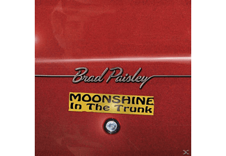 Brad Paisley - Moonshine In The Trunk - (CD)