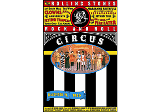 VARIOUS - ROCK & ROLL CIRCUS - (DVD)