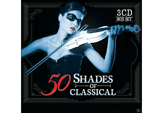 VARIOUS - 50 Shades Of Classical - (CD)