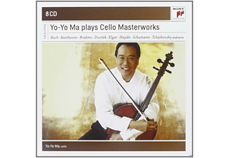 Yo-Yo Ma - Yo-Yo Ma Plays Concertos, Sonatas And Suites [CD]