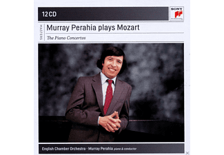 Perahia Murray - The Piano Concertos - (CD)