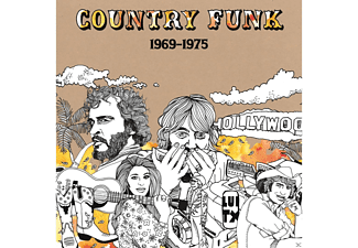 VARIOUS - Country Funk 1969-1975 - (CD)